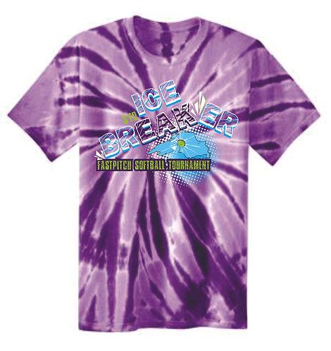 Ice Breaker Tie Dye T-Shirt