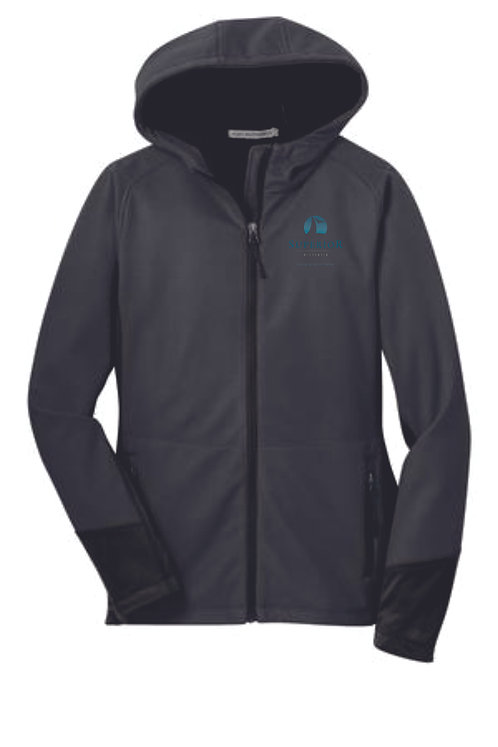 City of Superior Ladies Full Zip Jacket