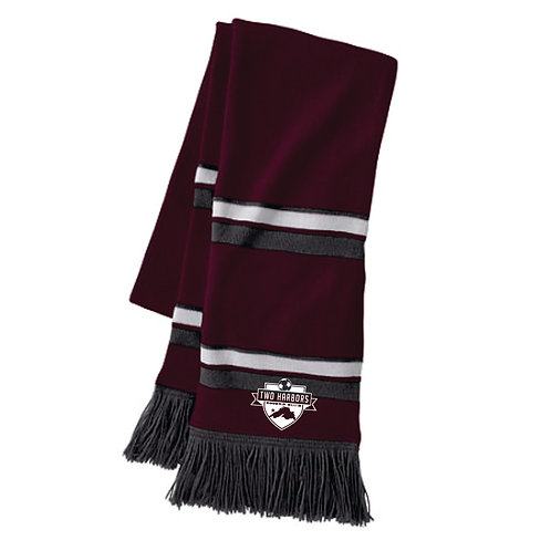 Two Harbors Soccer Comeback Scarf