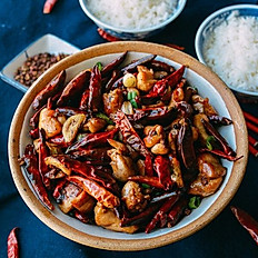 Szechuan Chilli Chicken