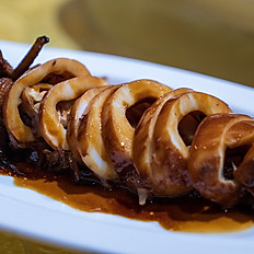 Big Cuttlefish in Chinese Brown Sauce