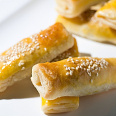 BBQ pork pastries 叉燒酥