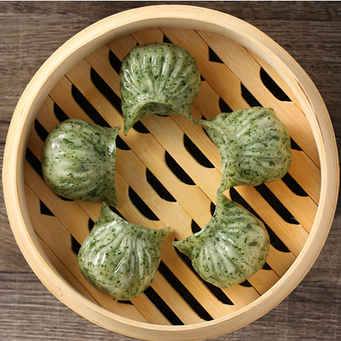 Spinach & Shrimp Dumpling