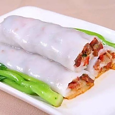BBQ Pork Rice Rolls 叉燒腸