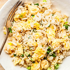 Cantonese Style Egg Fried Rice