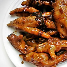 Frozen Chicken Feet 冷凍鳳爪 (per lot)
