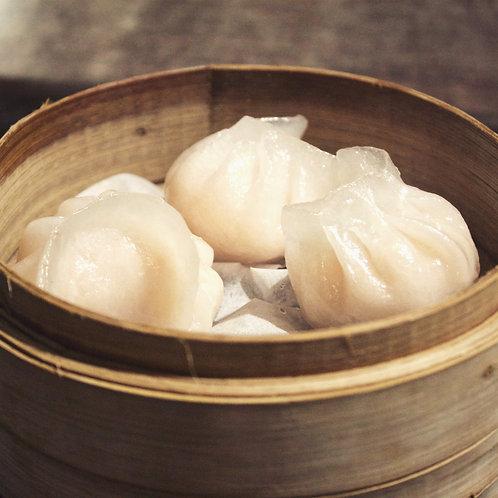 Spicy Mushroom & Prawn Dumpling