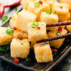Crispy Tofu with Salt and Pepper  椒鹽豆腐