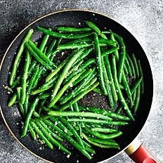 Garlic Round Beans 蒜蓉四季豆