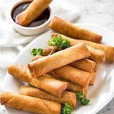 Frozen Chicken Spring Rolls 雞肉春捲 (4pc)