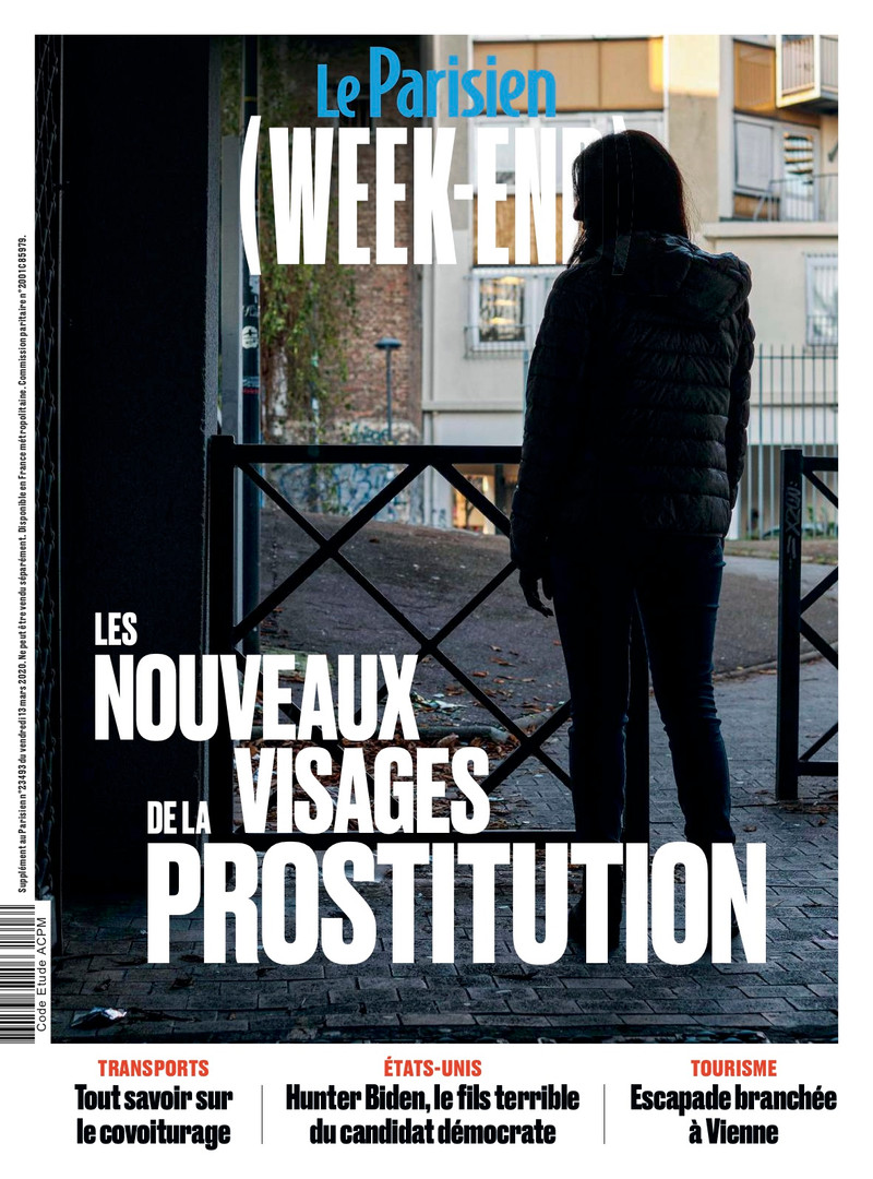 PARISIEN WEEK END 13 MARS 2020