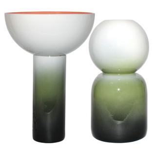 Lampe & Vase