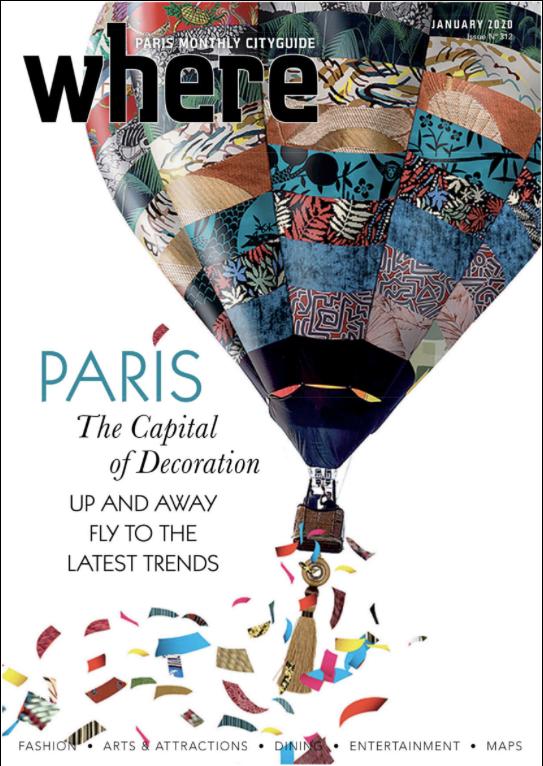 WHERE PARIS