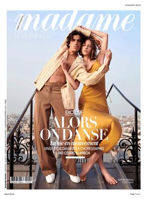 Madame Figaro 8 mai 2021