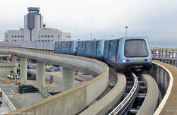 SFO - Airport Light Rail Systems Project