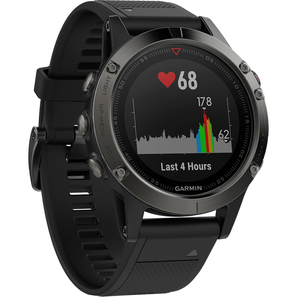 Garmin 5 GPS Smartwatch