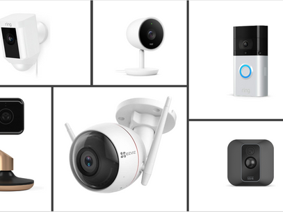 A Guide To The Best Home Security Cameras