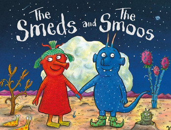 Book Review: The Smeds and The Smoos