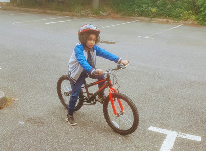 I Taught My Son How To Ride a Bike in Less Than 15 mins!