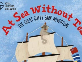 Book Review: At Sea Without Tea