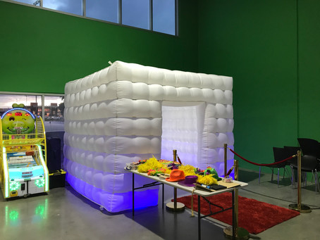 Inflatable Photo Booths
