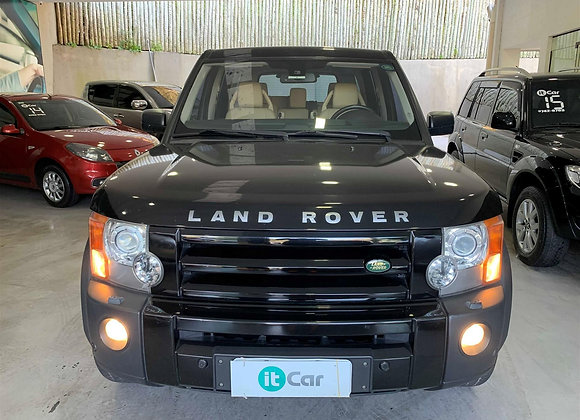 Land Rover Discovery 3 2.7 Turbo Diesel – 2008