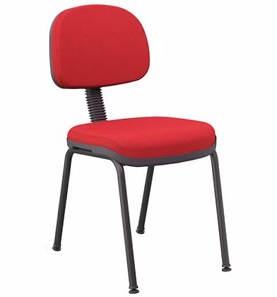 Cadeira Plus Secretária 4 Pés