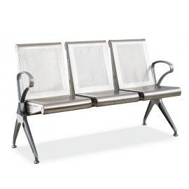 Cadeira Longarina 3 Lugares Mod. 3
