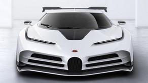 O Superesportivo Bugatti Centodieci