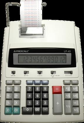Calculadora LP45
