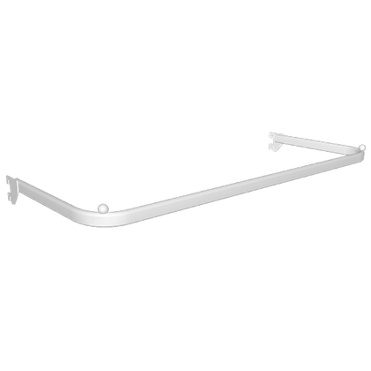 Arara Fixa de Cremalheira - Tubo Oblongo