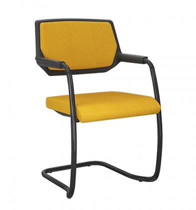 Cadeira Aproximação em S Empilhável