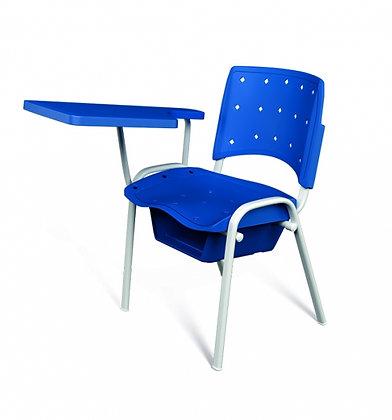 Cadeira Universitária Adulto Prancheta Fixa