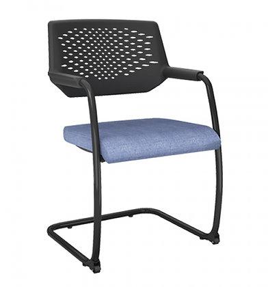 Cadeira Aproximação em S Com Rodízio