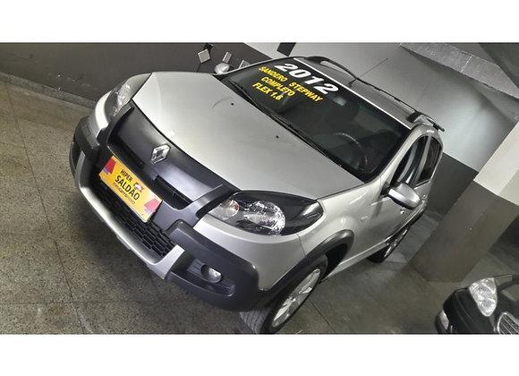 Renault Sandero Stepway 1.6 - 2012