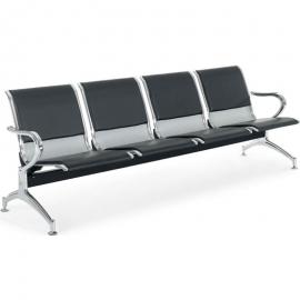 Cadeira Longarina 4 Lugares Mod. 2