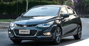 Os carros mais vendidos do Brasil em dezembro de 2019