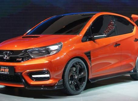 Small RS Concept da Honda é uma prévia da próxima geração do pequeno Brio