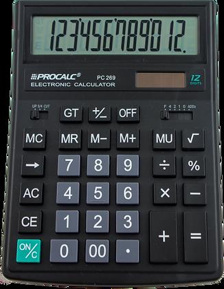 Calculadora de Mesa PC269