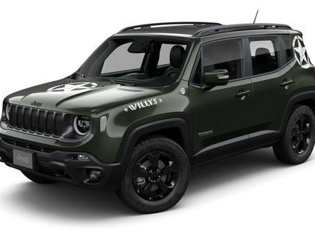 Jeep Renegade tem pré-venda da edição Willys por R$ 146.990