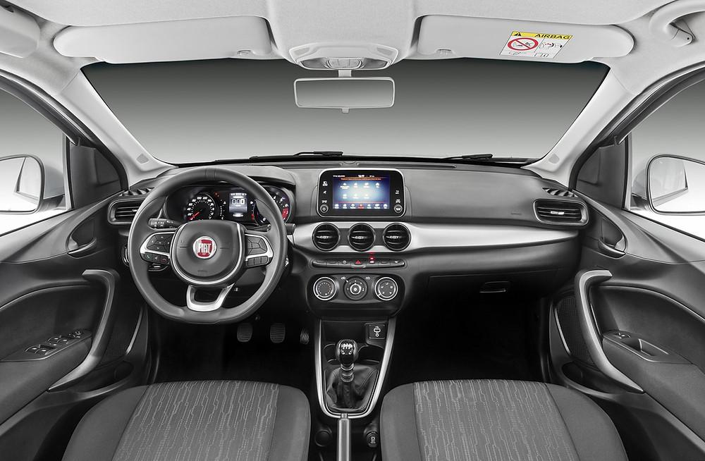 Fiat Cronos | automottive