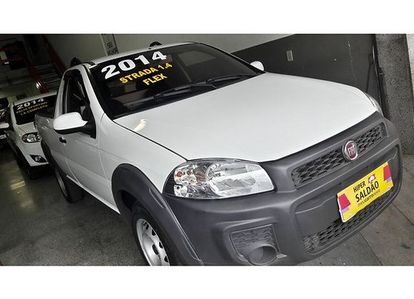 Fiat Strada Working 1.4 (Flex) 2014
