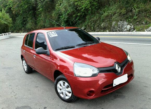 Renault Clio 1.0 16v - 2014