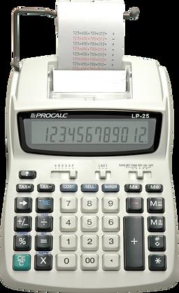 Calculadora LP25