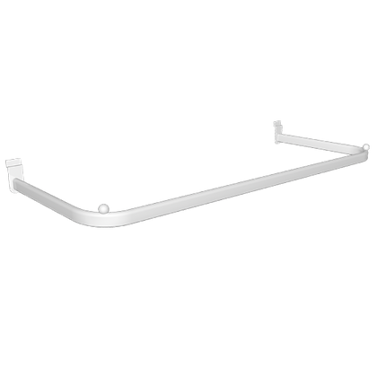 Arara Fixa de Canaletado - Tubo Oblongo