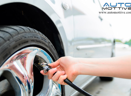 Você sabe calibrar pneu corretamente?