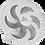 Thumbnail: Ventilador de Parede 40cm - Grade de Aço