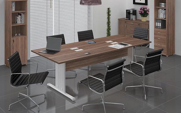 Mesa de Reunião 25mm