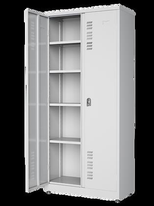 Armário Porta Abrir 3 Prat Reg e 1 Fixa Fechad
