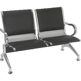 Cadeira Longarina 2 Lugares Mod. 2